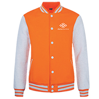Fleece Varsity Jacket