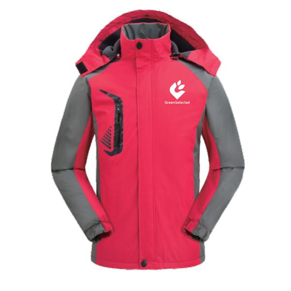 Kinabalu Jacket with Fleece