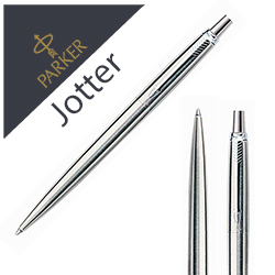 Personalized - Parker Jotter - Stainless Steel