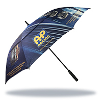 Personalized - Full Color Print Golf Umbrella