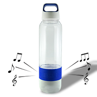 BeatRunner Sport Water Bottle with Speaker