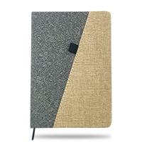 HUBworks Textile Notebook