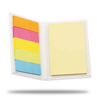 Compact Sticky Notepad