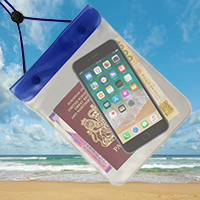 Personalized - Double Size Water Resistant Pouch