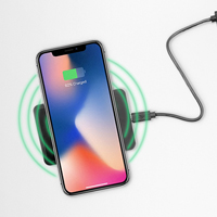 Touchy 5W wireless charger
