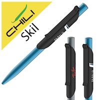 Skil Metal Push Action Ballpen