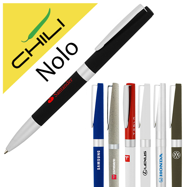 Nolo Twist Metal Ballpen