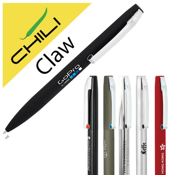 Claw Twist Metal Ballpen
