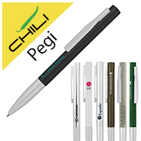 Pegi Twist Metal Ballpen