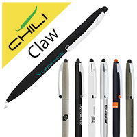 Claw Stylus Twist Metal Ballpen