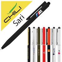 Personalized - Sari Stylus Twist Metal Ballpen