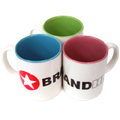 Personalized - 3 Hour Colourful Mug