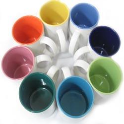 Colourful 11oz Coffee Mug