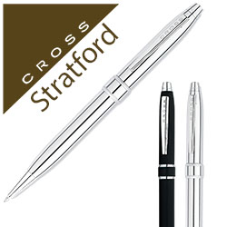 Personalized - Cross Stratford pen