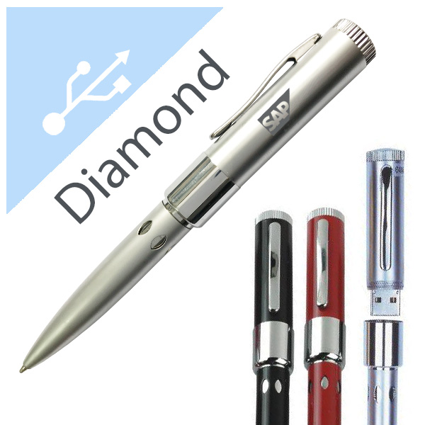 Diamond usb pen