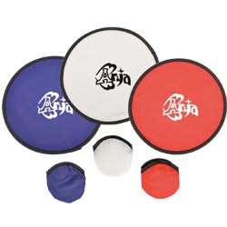 Personalized - Fold up Frisbee