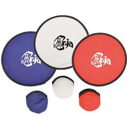 Fold up Frisbee