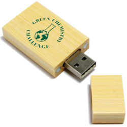 Pocket Wood USB