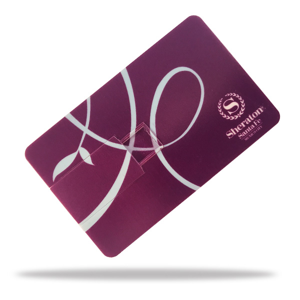 Personalized - Credit Card USB