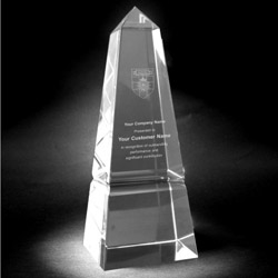 Personalized - The Tower Trophy
