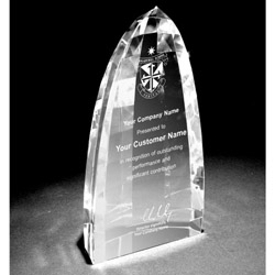 Personalized - The Diamond Trophy