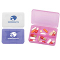 Personalized - Pill Box - 6 compartments