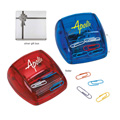 Personalized - Paper Clip Dispenser