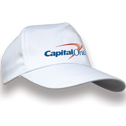 Personalized - White Baseball Cap