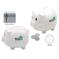 Personalized - Piggy Coin Bank