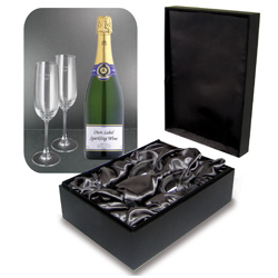 Sparkling Wine Gift Set