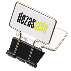 Personalized - Bulldog Clip