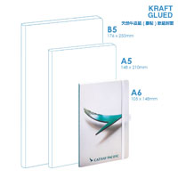 Eco A6 Soft Cover (glued) Notebook
