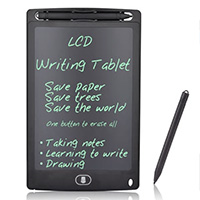 Writing Tablet with magnet