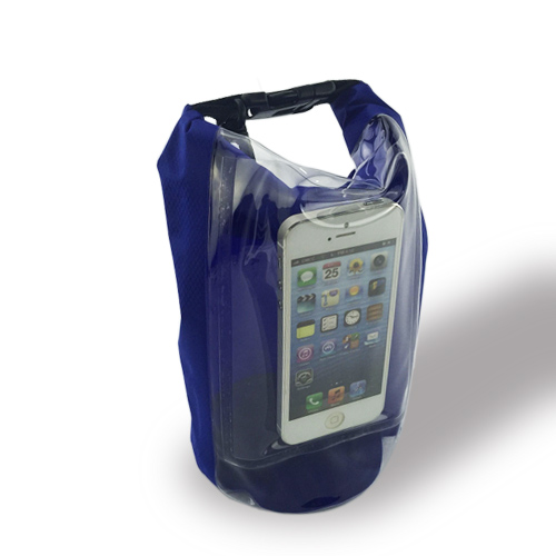 Terra+Mar 2L Dry Bag with Phone Pocket