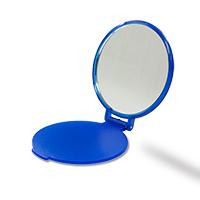Slim Round Mirror