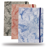 HUBworks Marbled Notebook