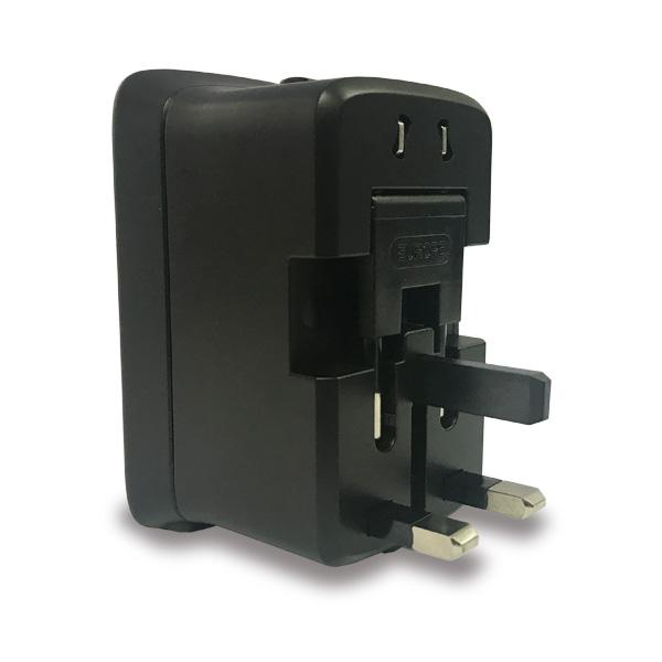 Travel Adaptor with Powerbank