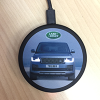 Doha 5W LED Wireless Charger