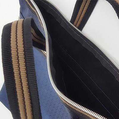 Briefcase with Zip